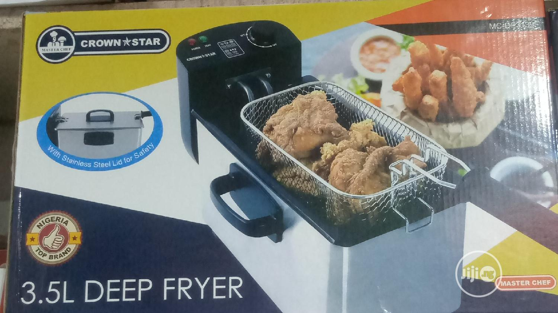 Archive: Deep Fryer