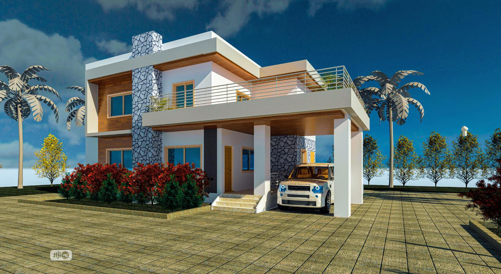 Design Architect CV