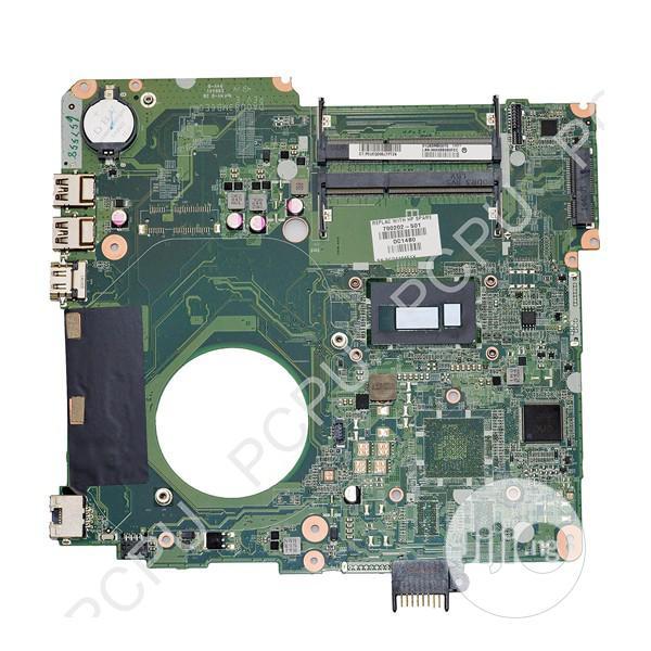 Archive: HP Pavilion 15-N Laptop Motherboard W/ Intel I3-4