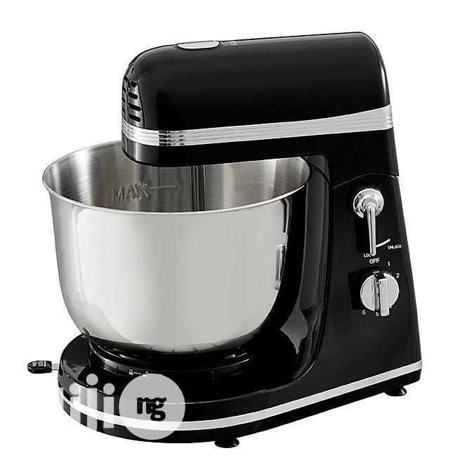 George Home Black Stand Mixer 2L