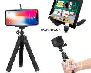 Flexible Sponge Mini Tripod For Smartphone   Accessories & Supplies for Electronics for sale in Delta State, Warri