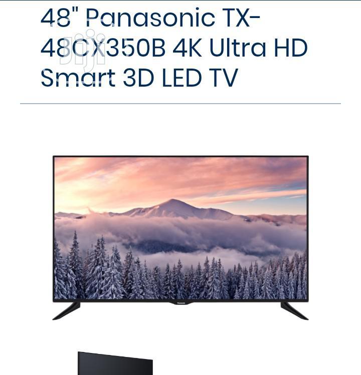 "Archive: Uk Used Panasonic 48"" Smart 4k TV"