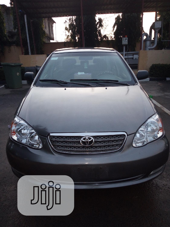 Archive Toyota Corolla 2005 Ce Gray In Gaduwa Cars Makinde Yemi Jiji Ng