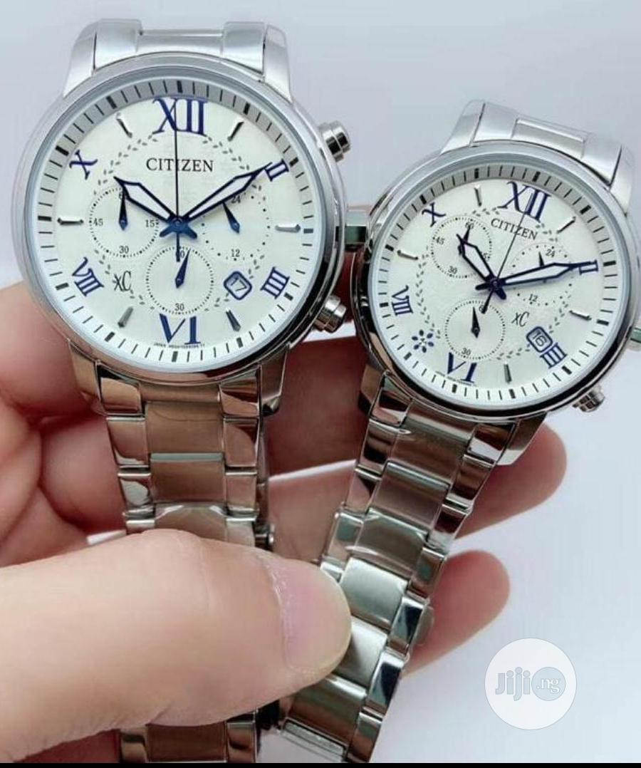 Archive: Citizen 2 in 1 Wrists Watch