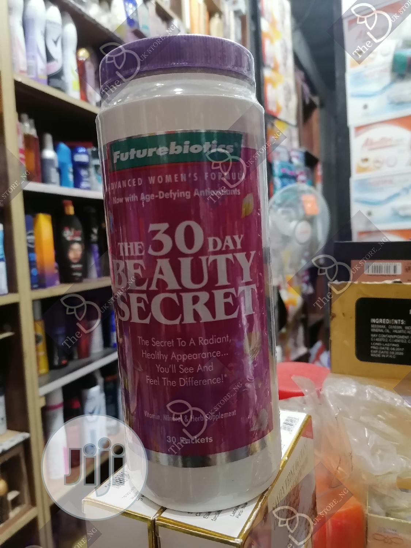 30 Days Beauty Secret