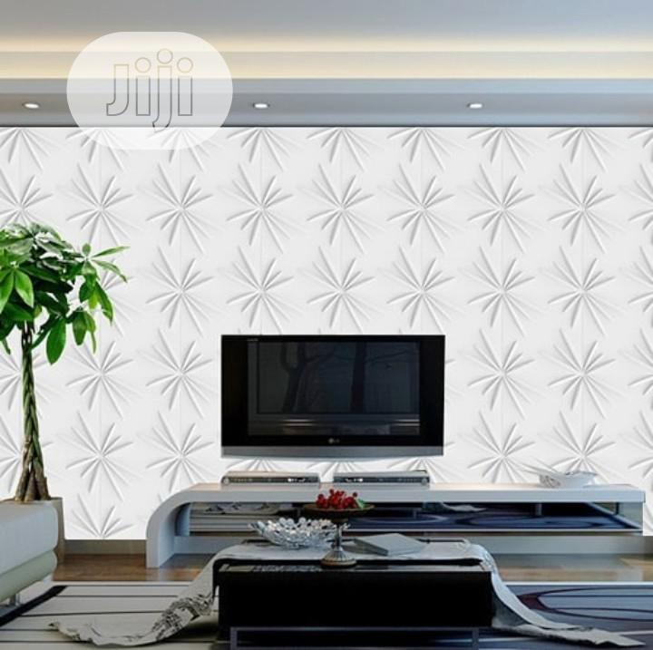 3D Wall Panels.