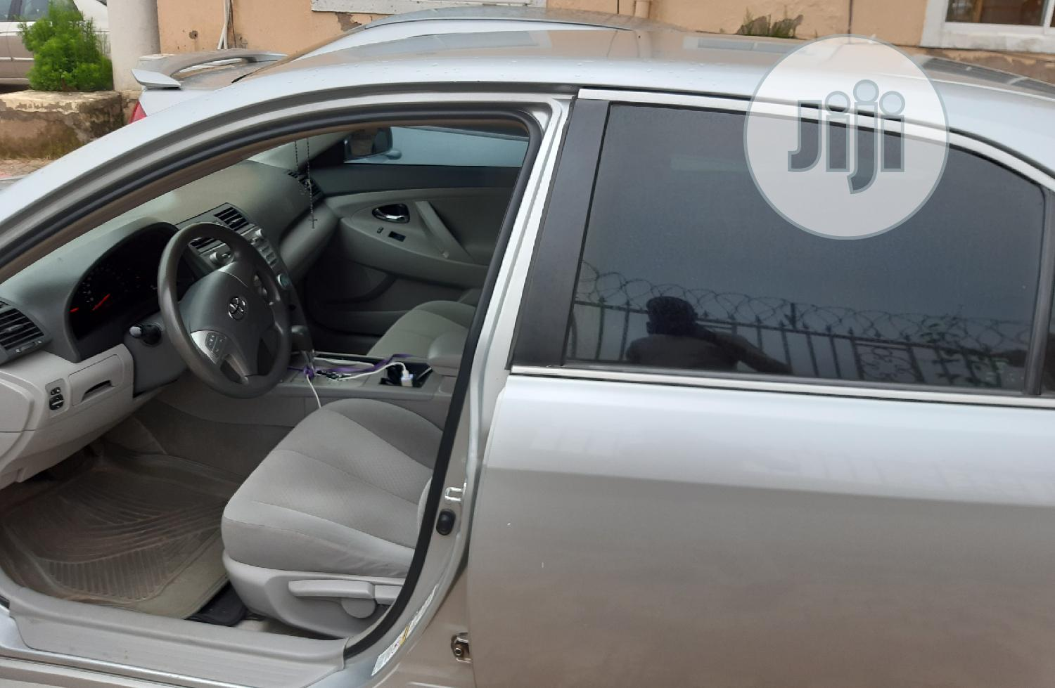 Toyota Camry 2008 2.4 LE Silver | Cars for sale in Wuse 2, Abuja (FCT) State, Nigeria