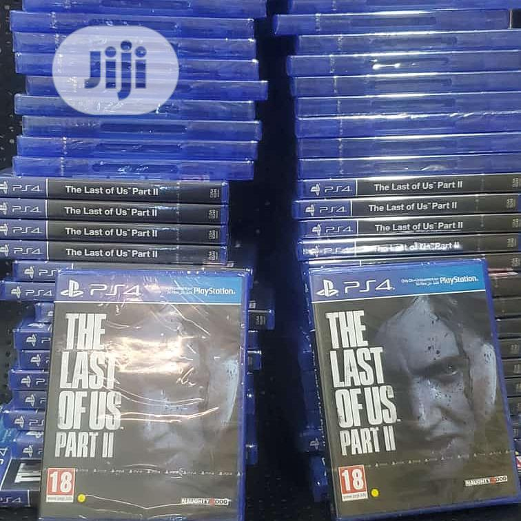 Archive: The Last Of Us 2