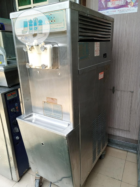 Taylor Ice Cream Machines Single Phase