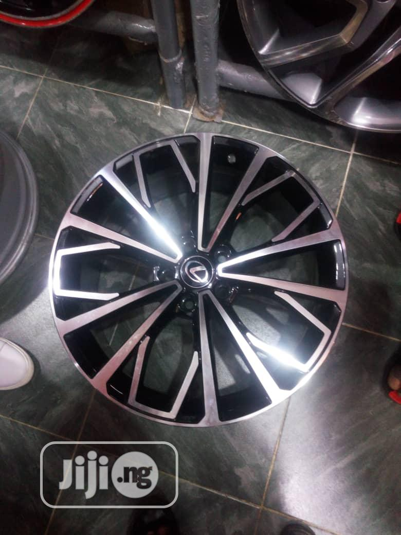 19 Rim for Lexus Toyota
