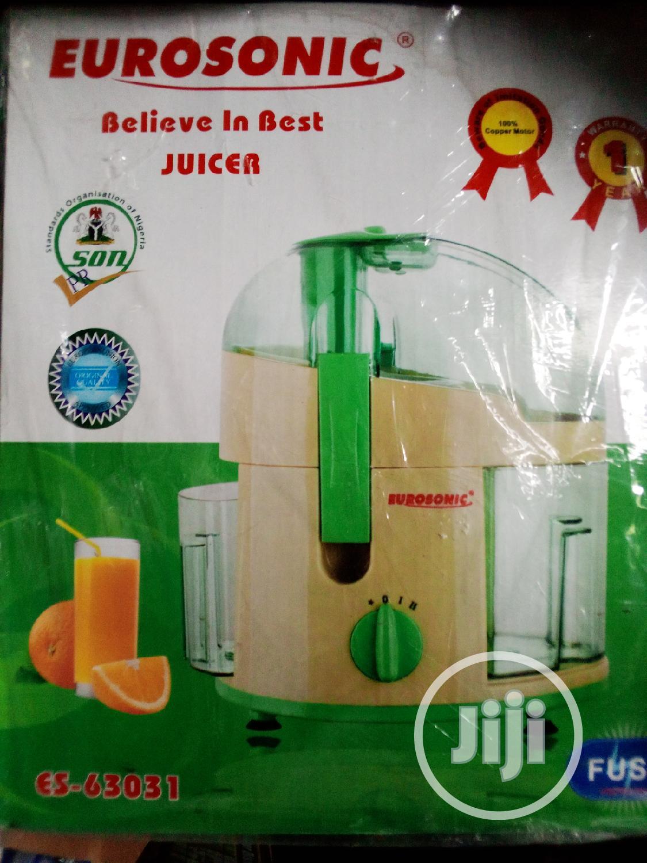Eurosonic Juice Extractor