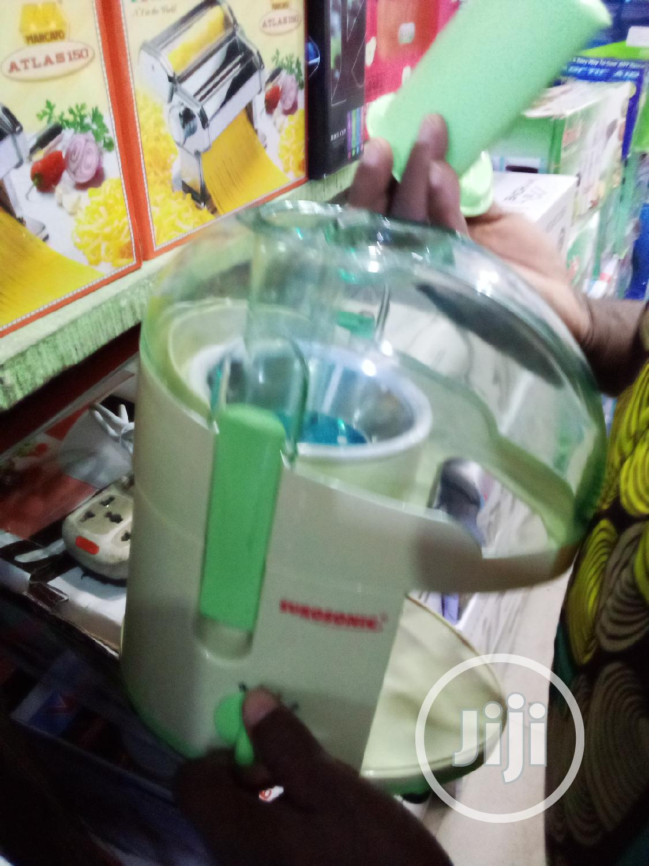 Eurosonic Juice Extractor | Kitchen Appliances for sale in Lagos Island (Eko), Lagos State, Nigeria