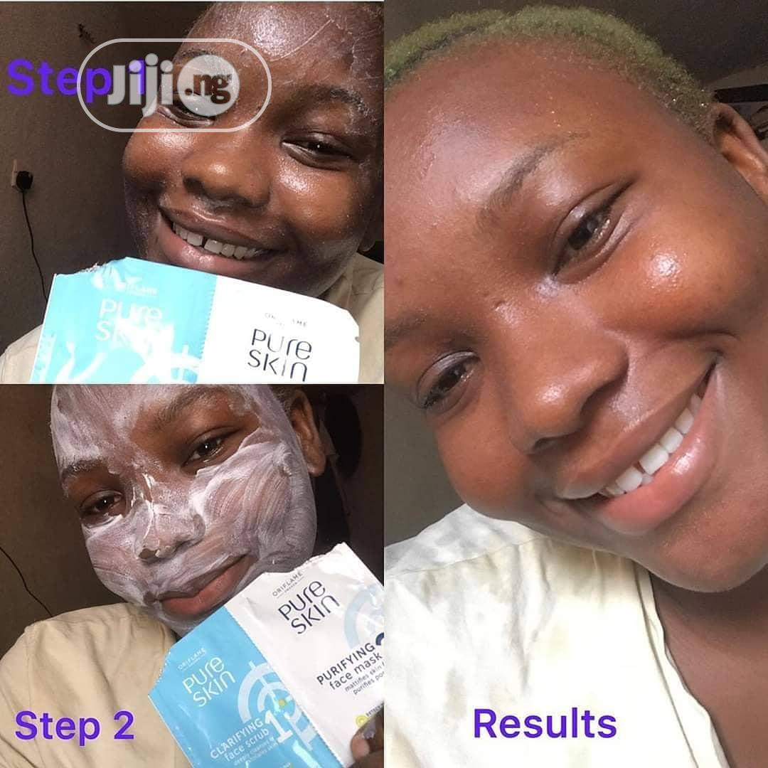 Archive: Pure Skin Scrub Nd Mask