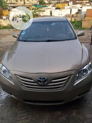 Toyota Camry 2008 Gold   Cars for sale in Lagos State, Ikeja