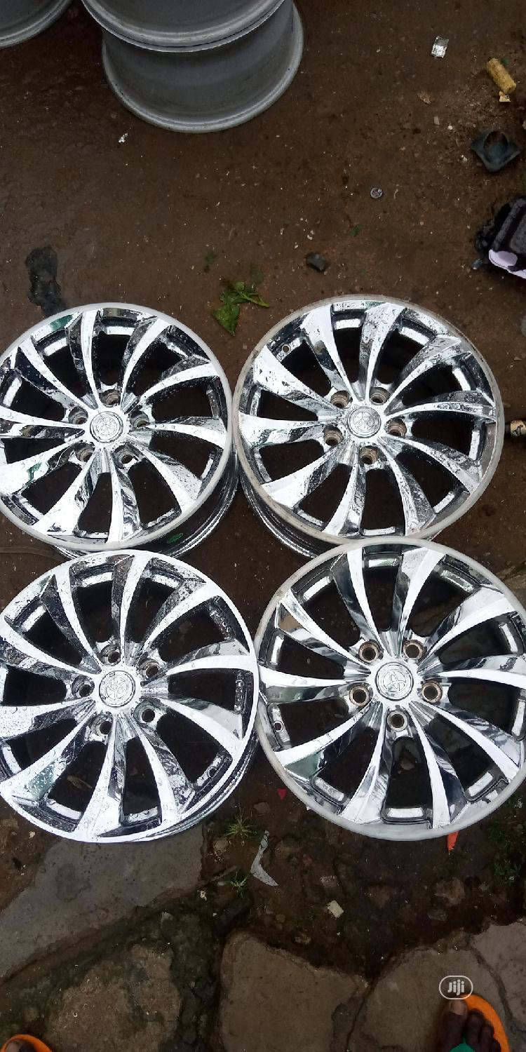 16 Rim For Toyota, Lexus   Vehicle Parts & Accessories for sale in Mushin, Lagos State, Nigeria