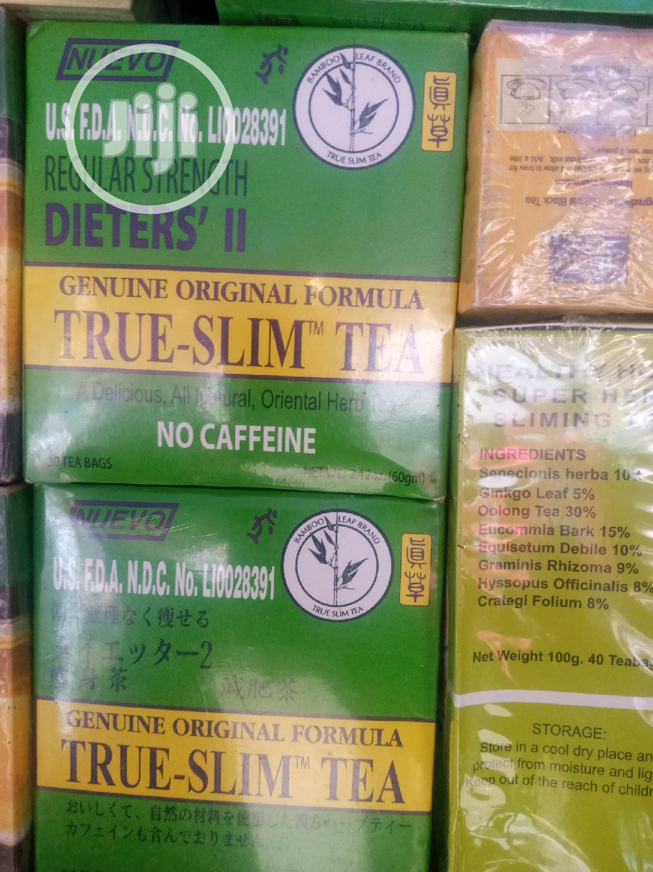 Geniue True Slim Tea