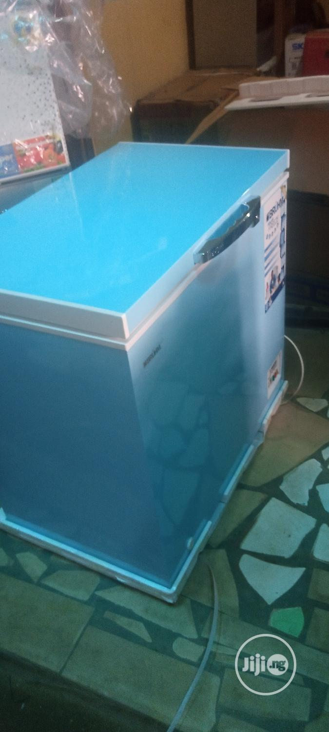 Brumh Deep Freezer | Kitchen Appliances for sale in Benin City, Edo State, Nigeria
