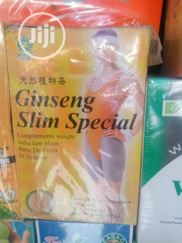 Ginseng Slim Special Tea