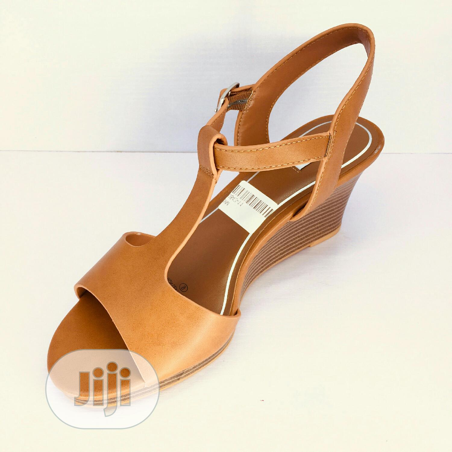 Archive: Tovivans Trendy Wedge Sandal