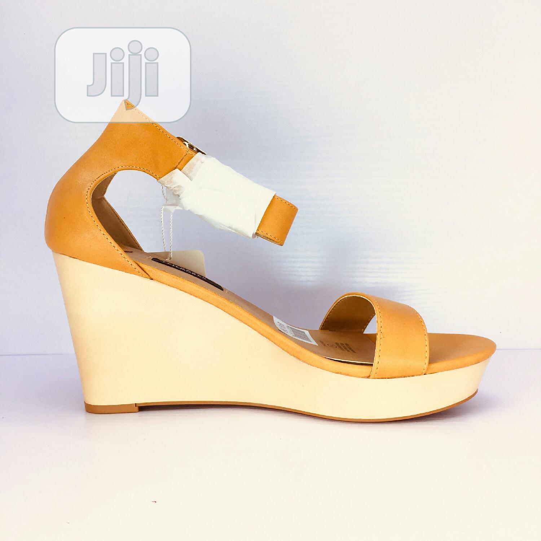 Tovivans Trendy Wedge Sandal