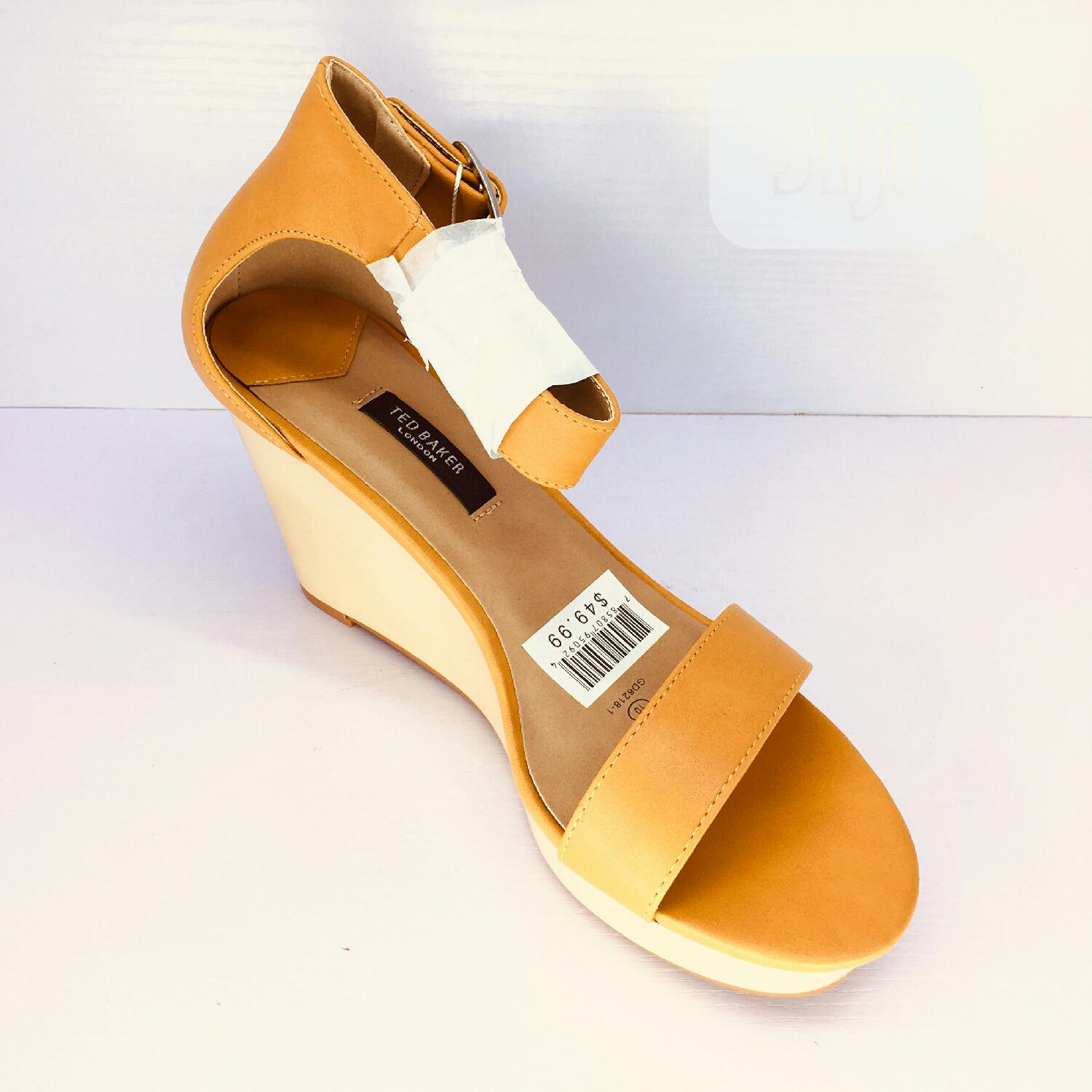 Tovivans Trendy Wedge Sandal | Shoes for sale in Ikeja, Lagos State, Nigeria