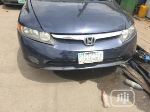 Honda Civic 2008 1.6i LS Blue   Cars for sale in Lagos State, Surulere