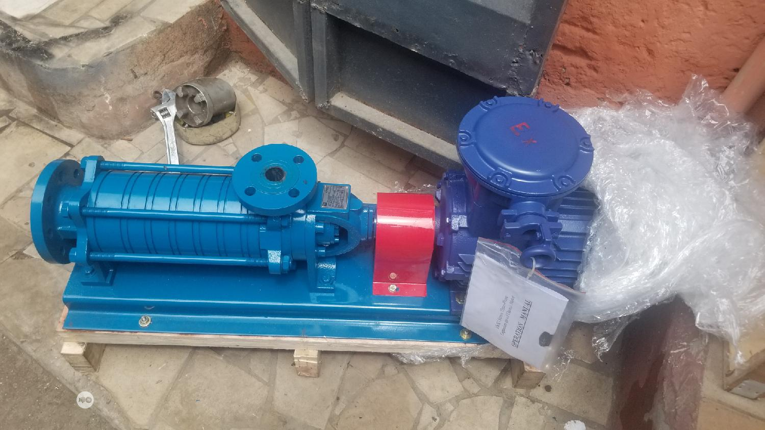 Industrial Gas Pump For Gas Plant