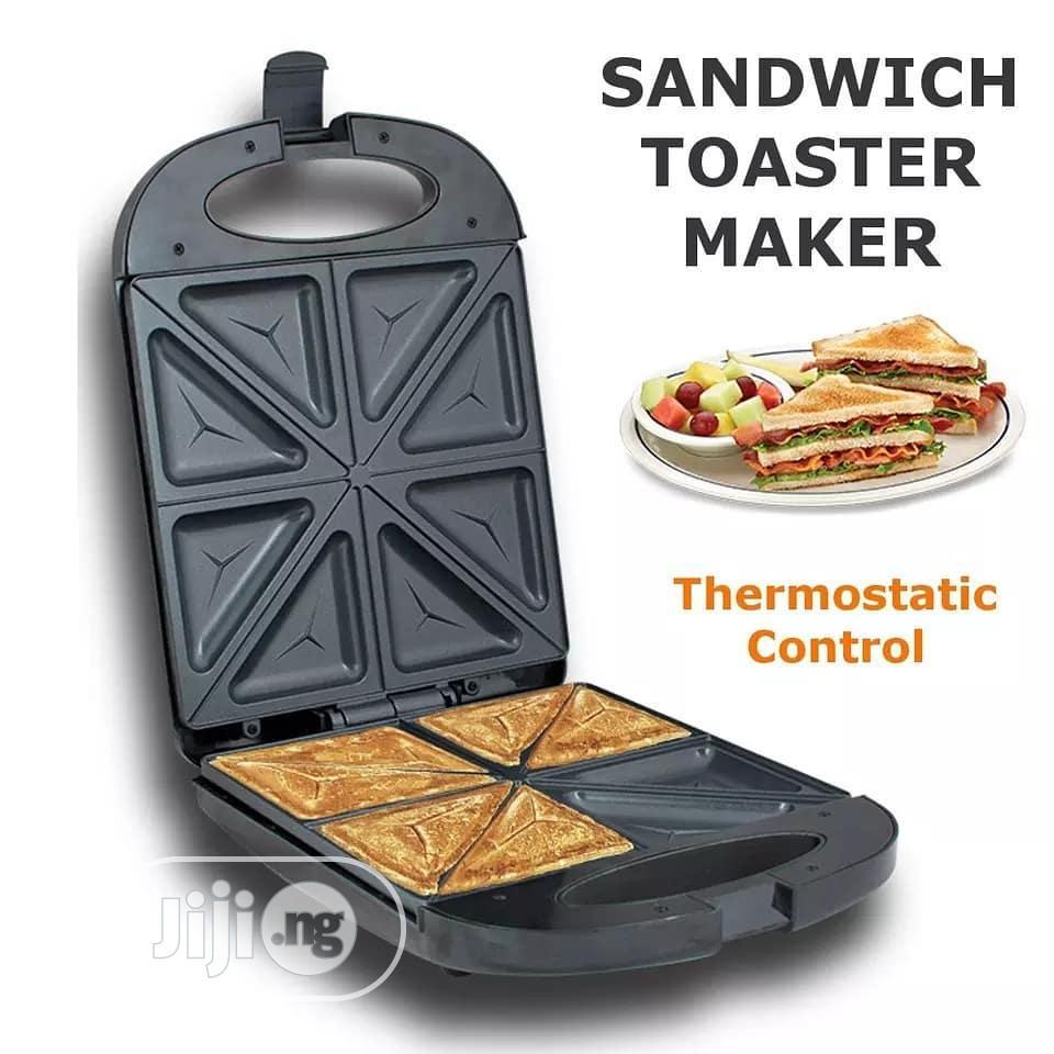 Archive: Sokany Electric 4 Slice Sandwich Maker