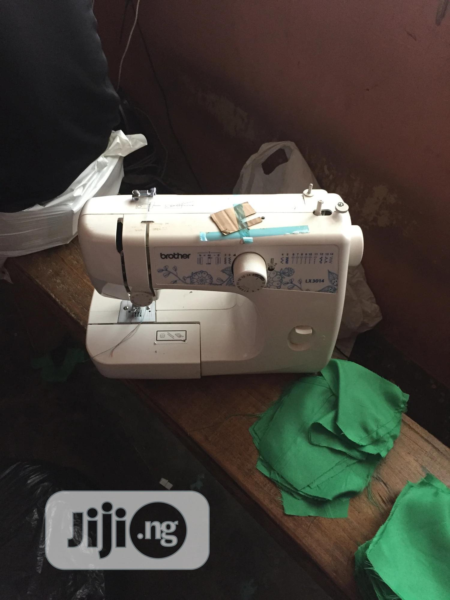 Archive: Electric Brother Sewing Machine