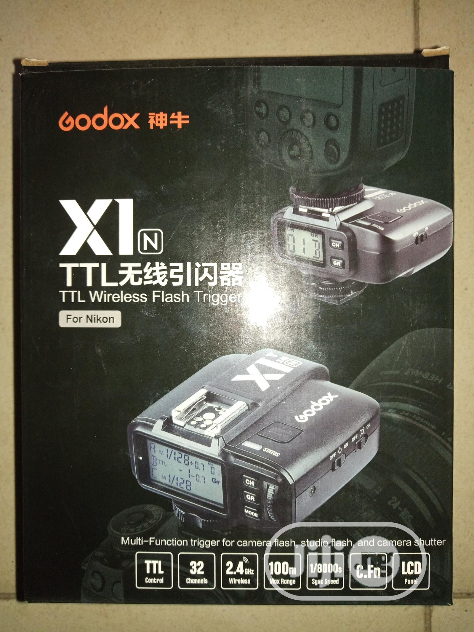 Archive: Godox X1 TTL Wireless Flash Trigger