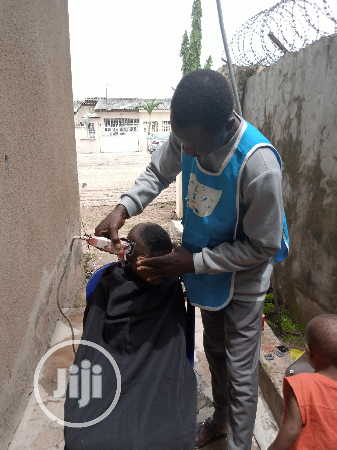 Barbing, Home Service | Health & Beauty Services for sale in Kubwa, Abuja (FCT) State, Nigeria