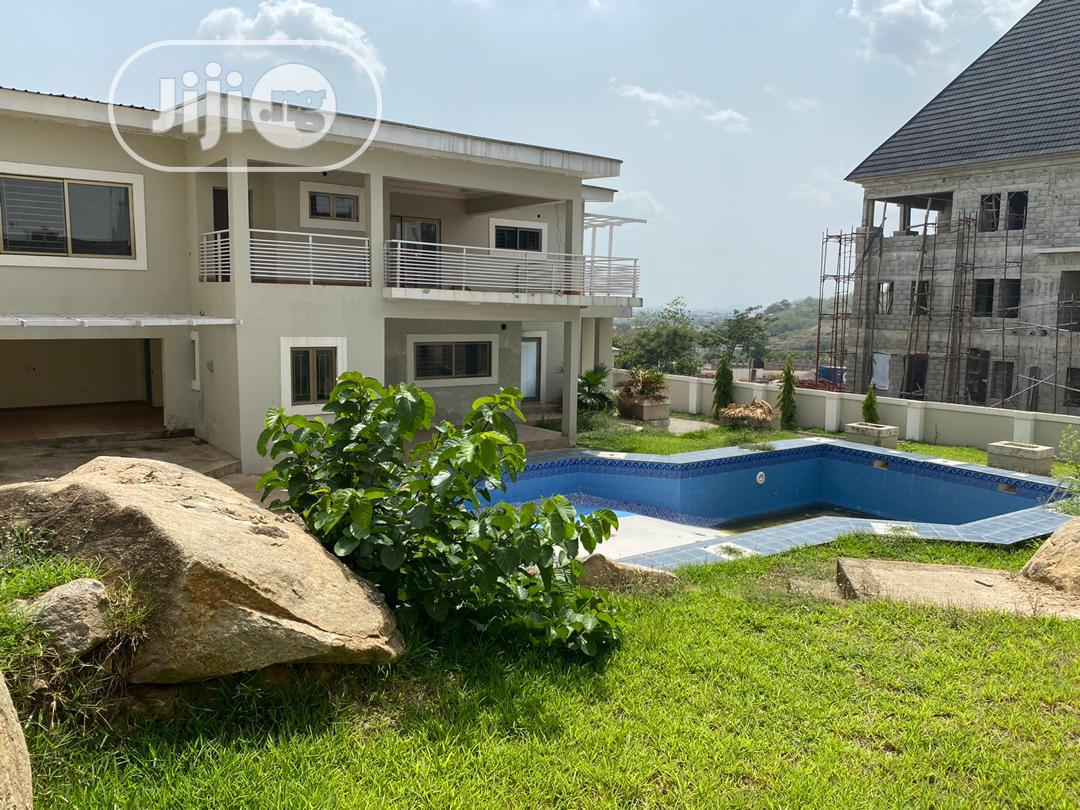 ABUJA HOT SALE: New 5br Fully Detached Duplex at Asokoro