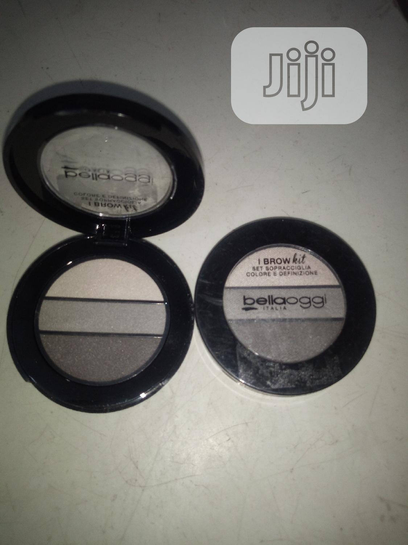 Bellaogi Trio Eye Shadow   Makeup for sale in Surulere, Lagos State, Nigeria