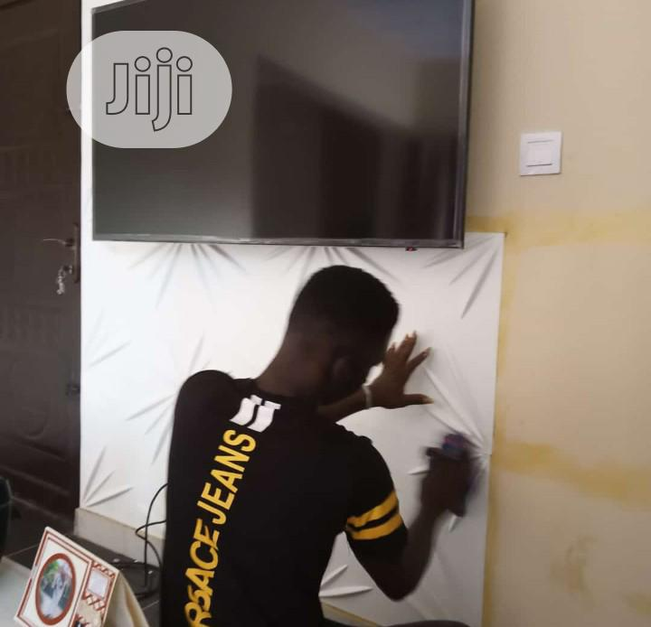 Archive: 3d Wall Panel Installation And Sales