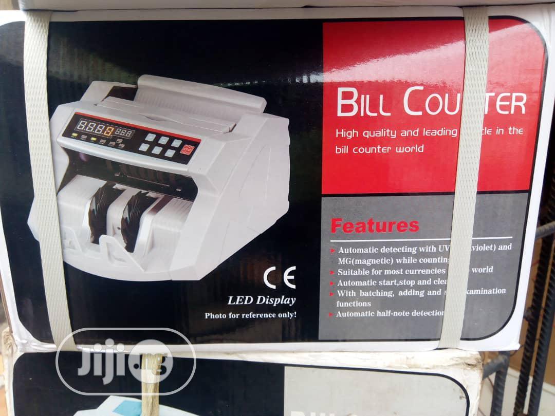 Brand New Bill Machine