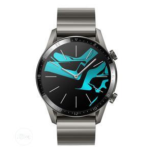 Huawei Watch Gt 2 Elite Titanium Grey Latona-b19b   Smart Watches & Trackers for sale in Lagos State, Ikeja