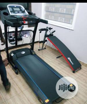 Bodyfit 2.5hp Heavy Duty Treadmill   Sports Equipment for sale in Lagos State, Surulere