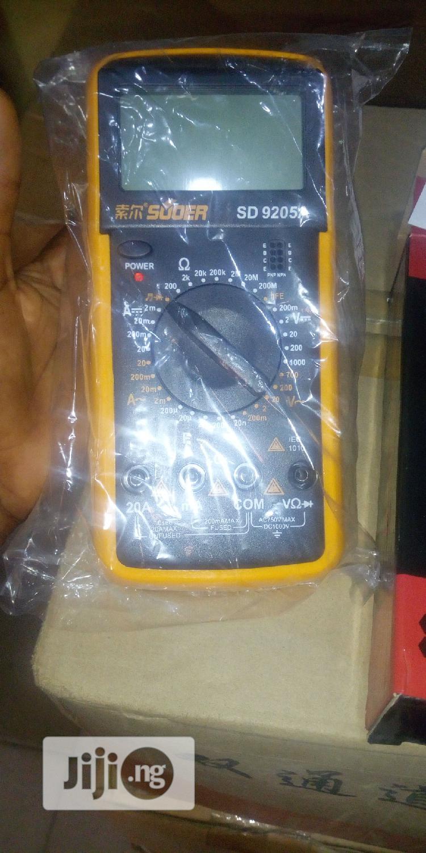 Digital Multimeter | Measuring & Layout Tools for sale in Ojo, Lagos State, Nigeria