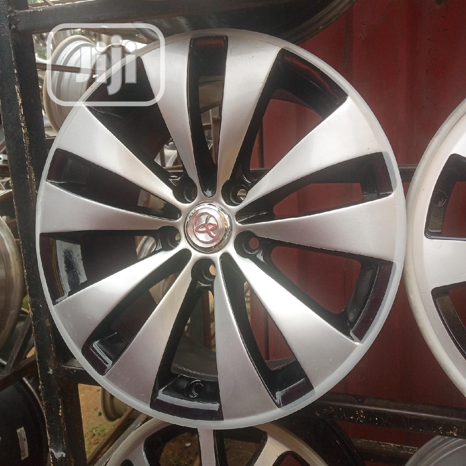 17 Rim For Muzzle | Vehicle Parts & Accessories for sale in Mushin, Lagos State, Nigeria