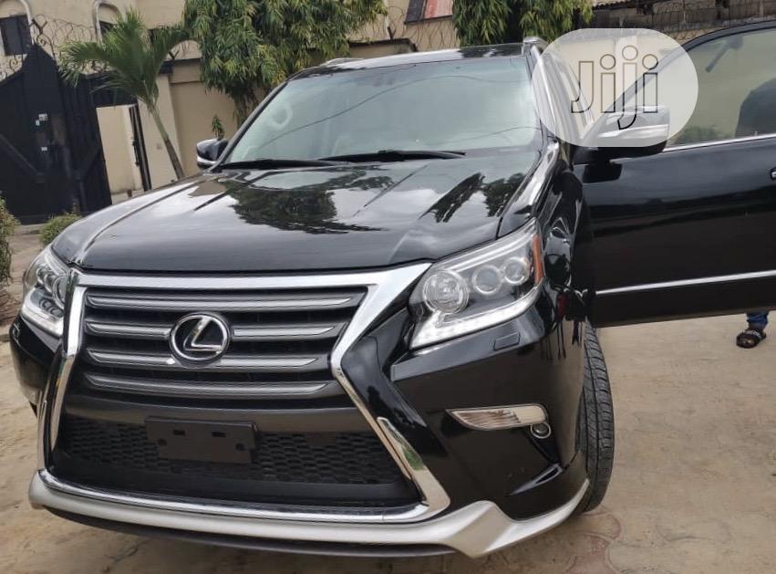 Lexus GX 2010 460 Black | Cars for sale in Amuwo-Odofin, Lagos State, Nigeria
