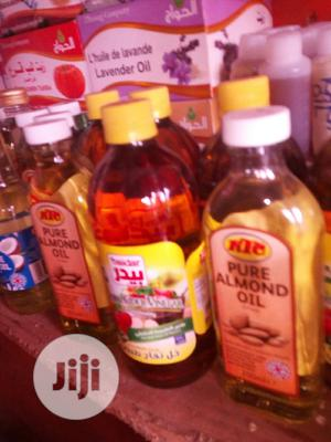 Pure Almond Oil | Skin Care for sale in Lagos State, Ikeja
