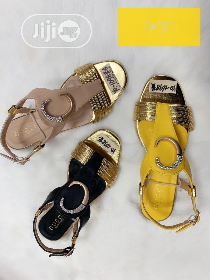 Flat Sandals for Ladies/Women Available in Different Sizes