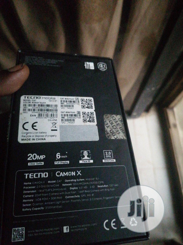Tecno Camon 11 Pro 64 GB Blue | Mobile Phones for sale in Ikorodu, Lagos State, Nigeria