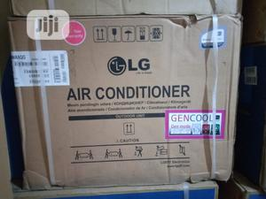 LG 1hp Split Type Air Conditioner Low Voltage | Home Appliances for sale in Lagos State, Ojo
