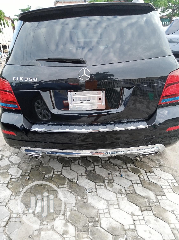 Mercedes-Benz GLK-Class 2013 350 4MATIC Black | Cars for sale in Amuwo-Odofin, Lagos State, Nigeria