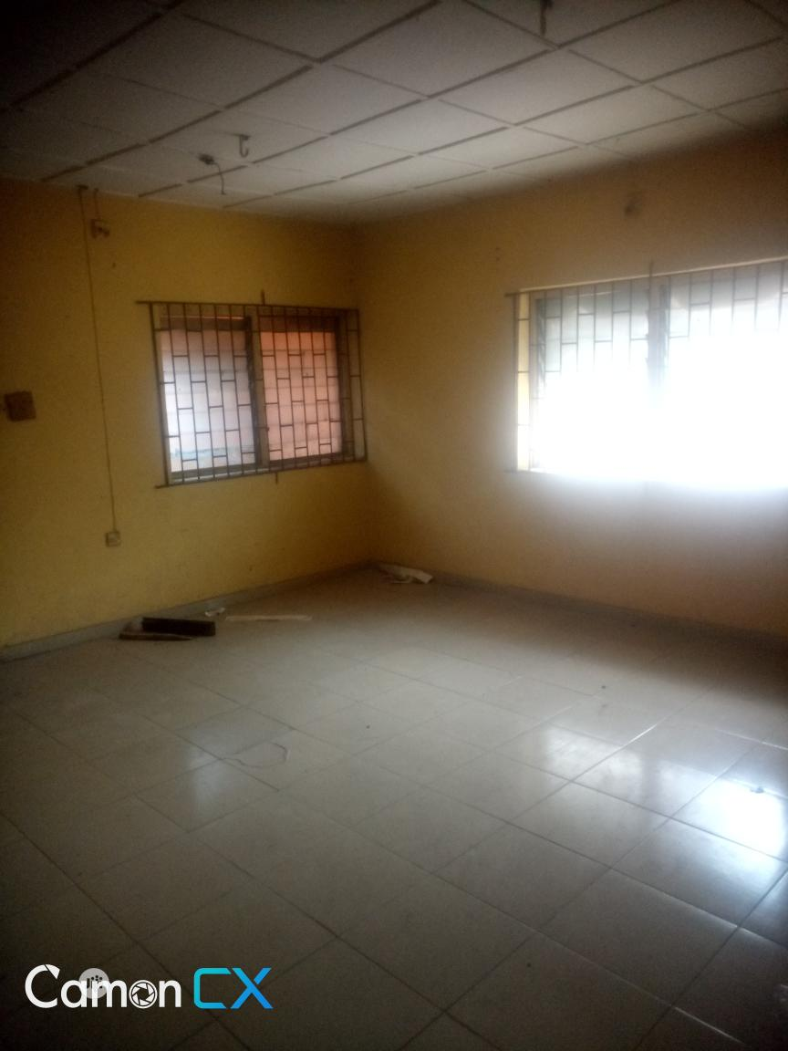 Archive: Decent Three Bedroom Flat For Rent At Megida Bus Stop Ayobo.