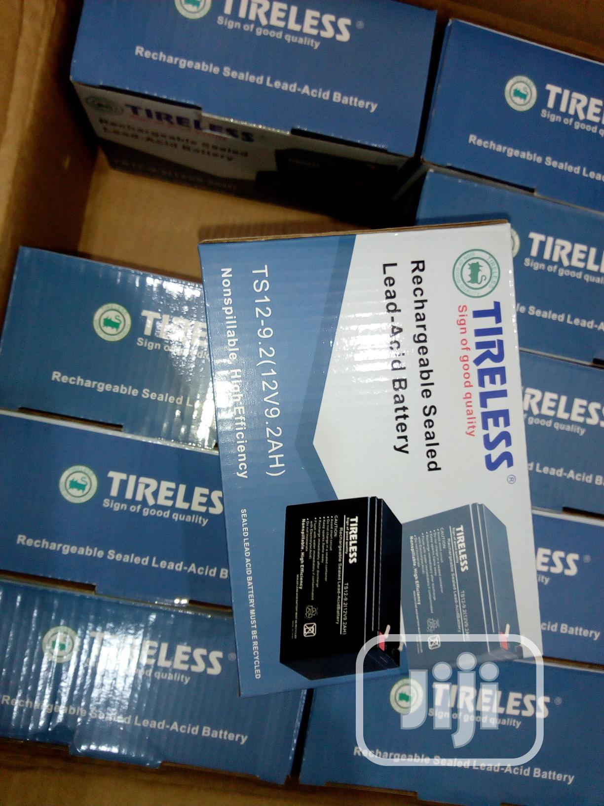 Tireless UPS Battery 9ah/12v