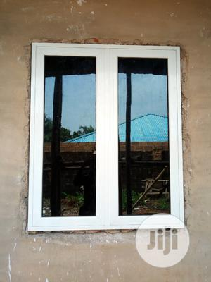 Casement Windows With Black Glass | Building & Trades Services for sale in Edo State, Ikpoba-Okha