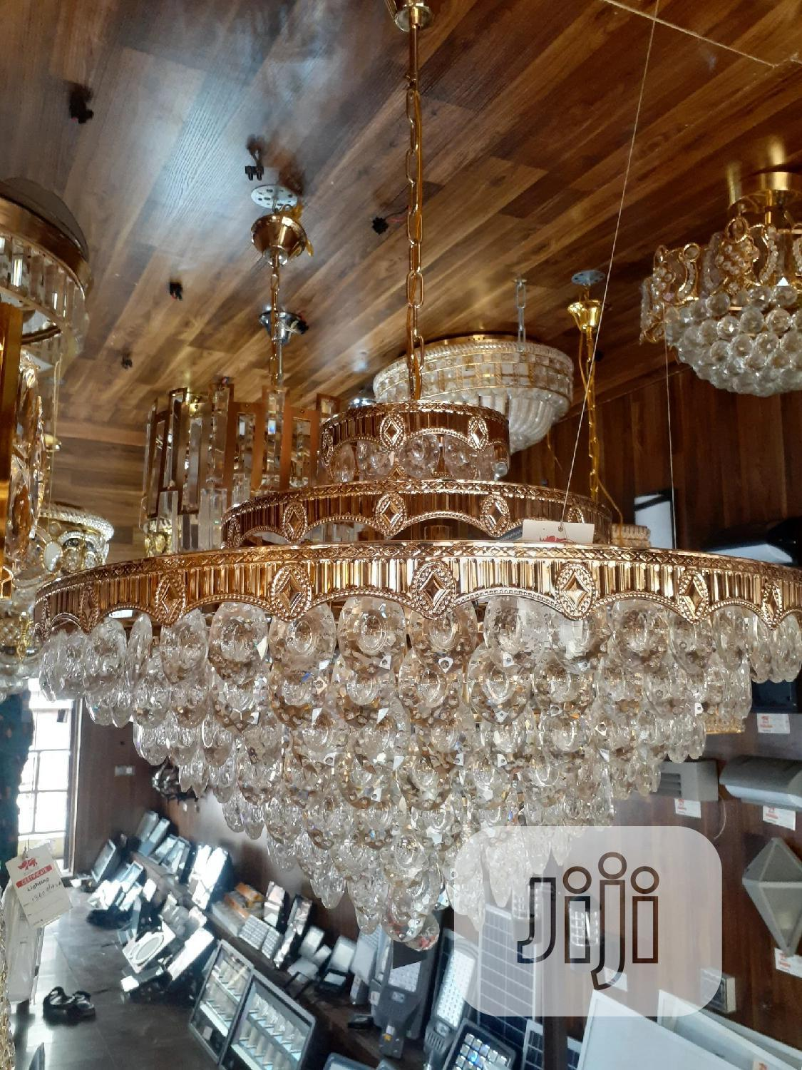 Chandelier Crystals Bulb And Let 4ft