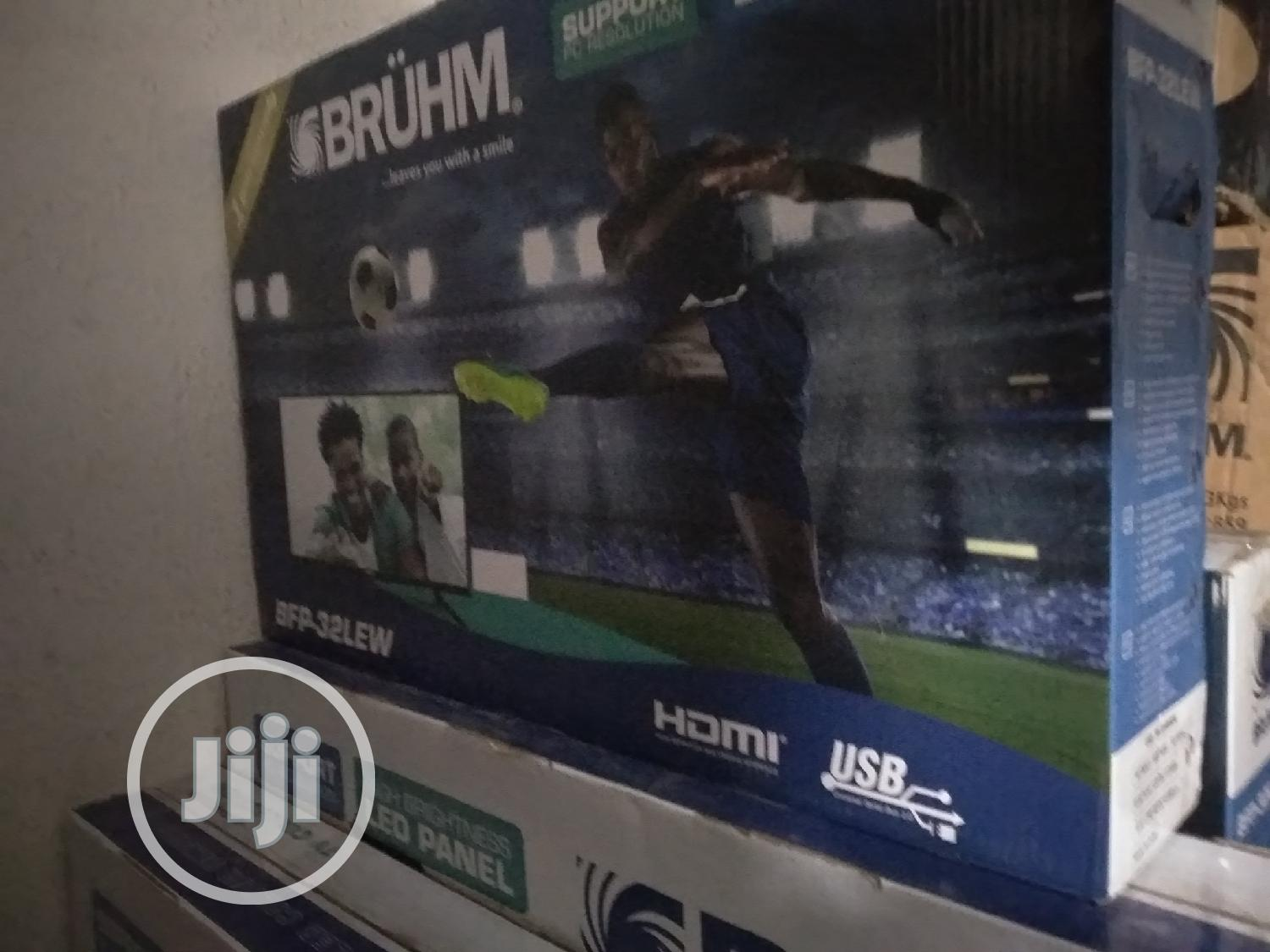 Midea Television 32inches | TV & DVD Equipment for sale in Wuse, Abuja (FCT) State, Nigeria